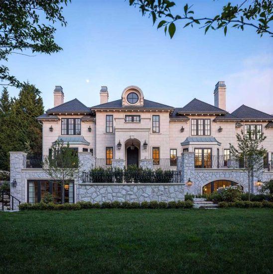 加拿大頂級莊園出售:高檔豪華別墅 15年新建,3