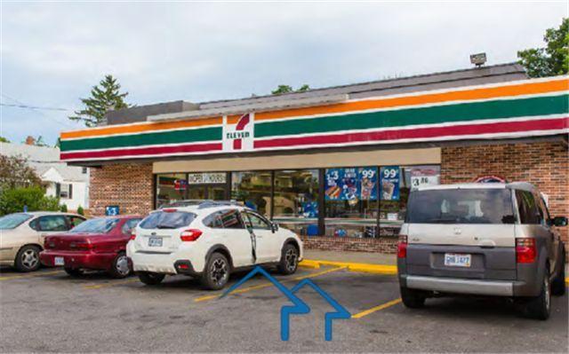 底特律南郊Lakewood市7-11便利店,剩余8年NNN租约,年收入5.5万美元