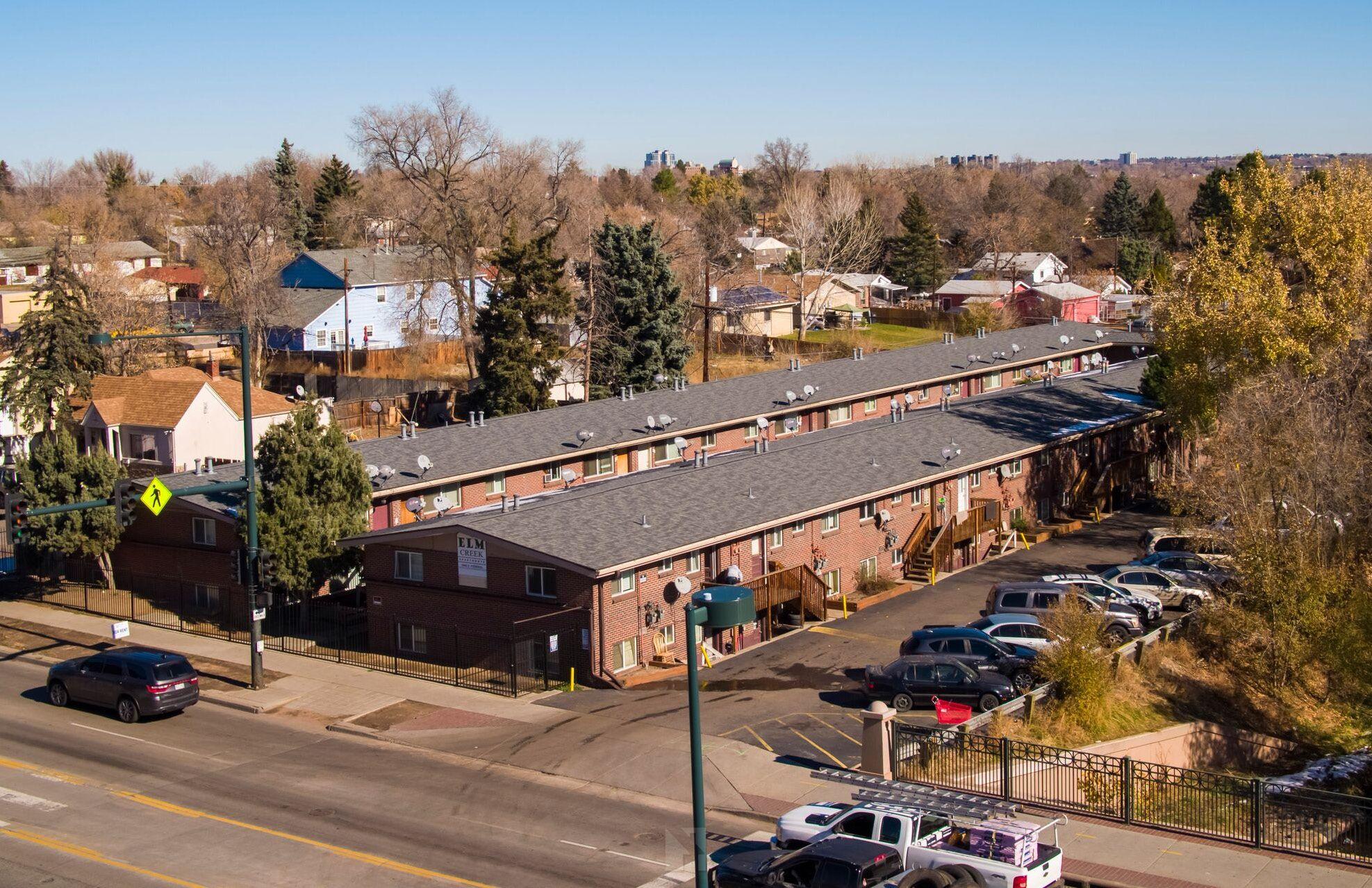 Colorado丹佛出租公寓,40单位,投资回报率6.08%