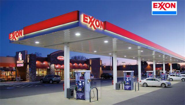 德州亚特兰大市Exxon加油站,剩余3年NNN租约,年收入10.3万美元,商业繁华,紧邻公路