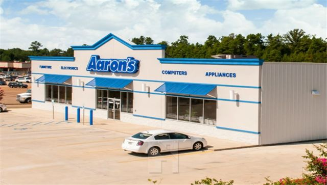 亚特兰大Atlanta Aaron's Rents零售商店,剩余6年NNN租约,回报率8.50%,地理位置优越