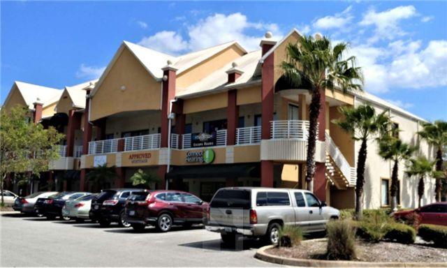 佛罗里达州 棕榈滩 商铺 出租率100% 位置优越