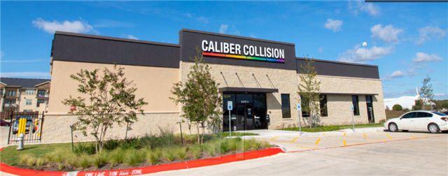 德克萨斯州Austin Caliber Collision公司,剩余15年NNN租约,,回报率6.00%,高质量租户,18年新建