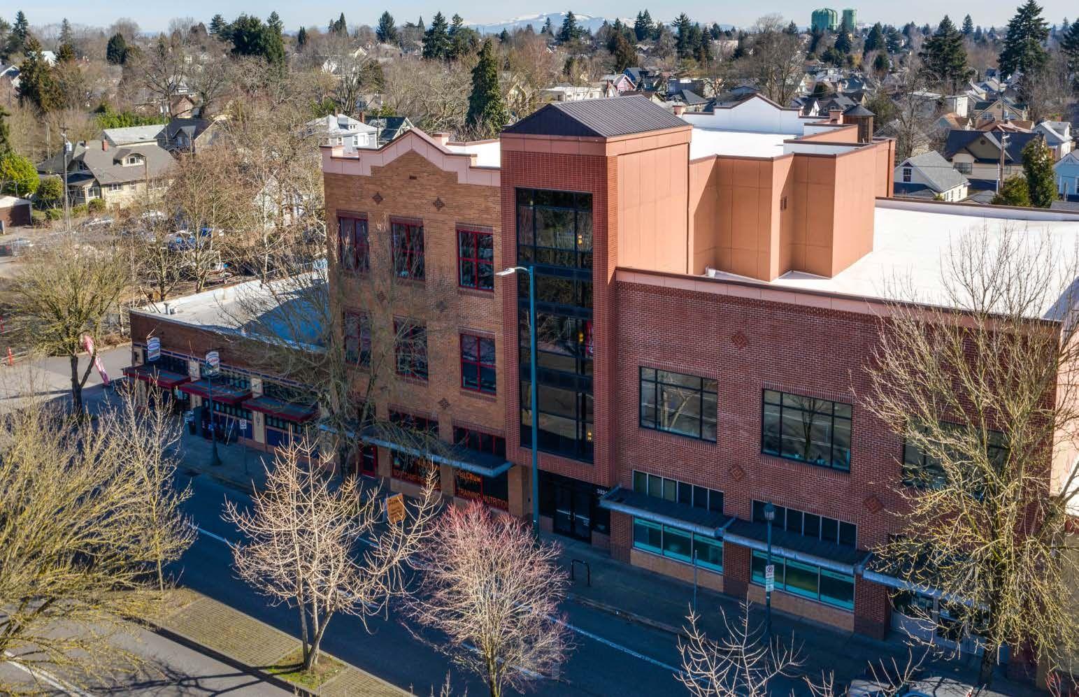 Oregon州Portland多租户写字楼, 100%出租率,5.14%回报率