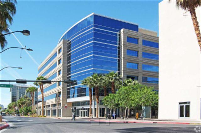拉斯维加斯LAS VEGAS 高级办公楼,69%出租率,Class A建筑标准,交通便捷