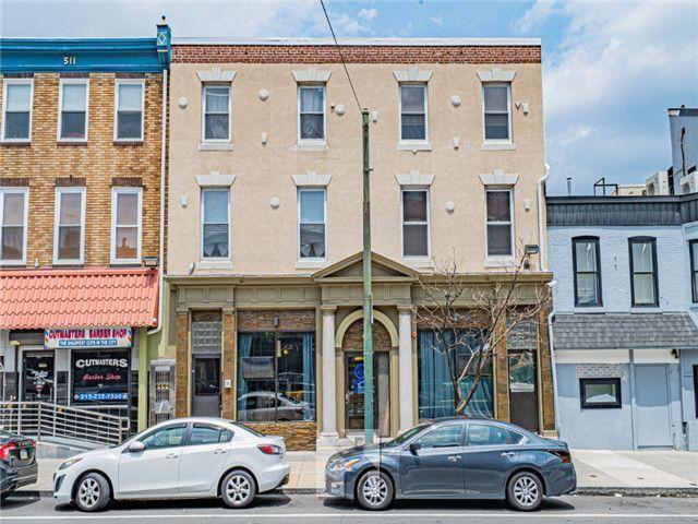 费城 商铺 公寓 组合 8单元 年净收入10.7万美元 人口密集
