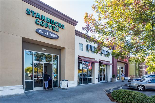 加州首府Sacramento萨克拉门托星巴克领衔多租户总公司担保NNN租约零售商业地产